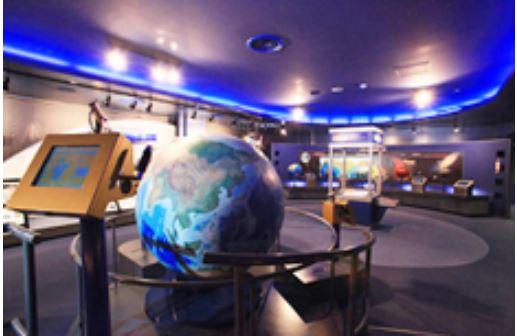 親子で楽しむ地球観測センター