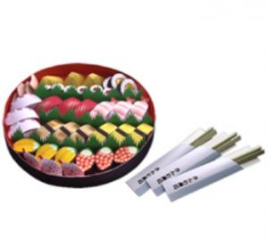 寿司ペーパークラフト